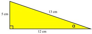 contoh soal trigonometri segitiga siku-siku